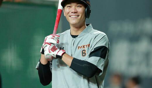 【2019年度版】坂本勇人選手の使用しているグローブやバット、年俸を調査!